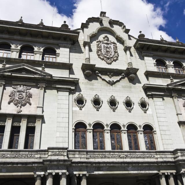 """""""Palacio Nacional"""" stock image"""