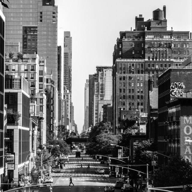 """NYC Streets"" stock image"