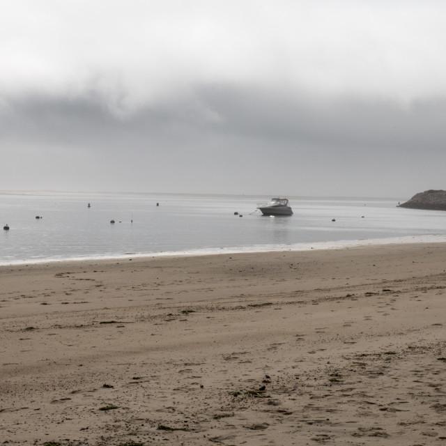 """Chatham Beach"" stock image"