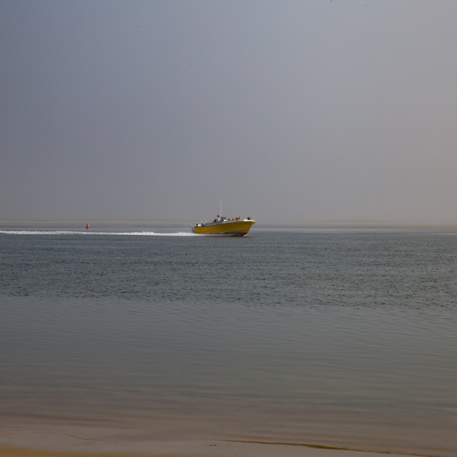 """Speed Boat"" stock image"