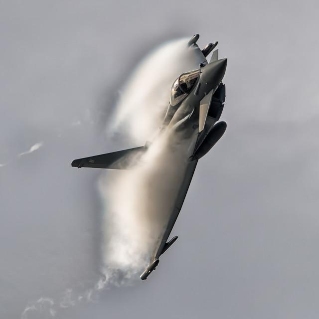 """""""Typhoon wings !!"""" stock image"""