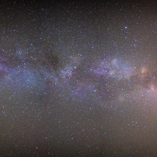 """Milky Way"" stock image"