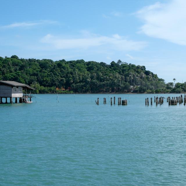 """""""Koh Chang Island"""" stock image"""