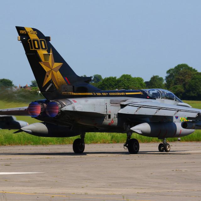 """""""Goldstar Tornado GR4"""" stock image"""