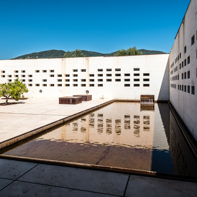 """Madinat Al Zahara Museum in Cordoba"" stock image"