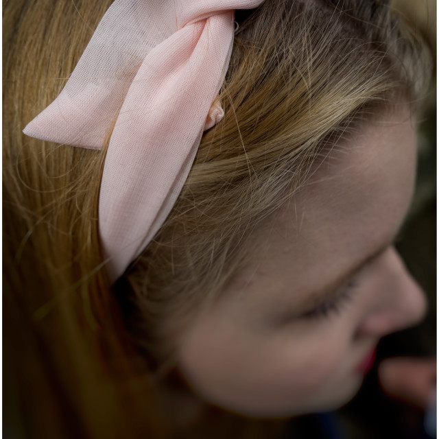 """hair ribbon"" stock image"