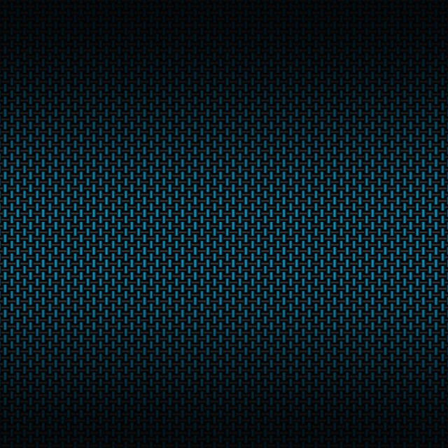 """""""Abstract blue carbon fiber textured material design"""" stock image"""