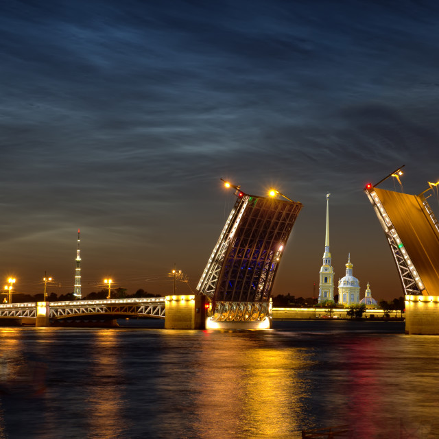 """St Petersburg, Russia"" stock image"