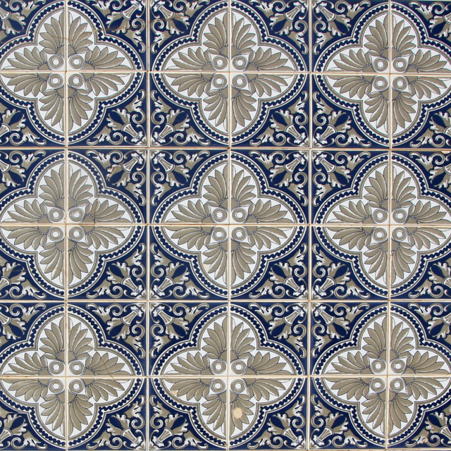 """Portuguese House Tiles"" stock image"