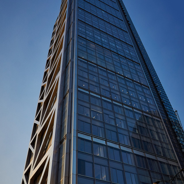 """London Building"" stock image"