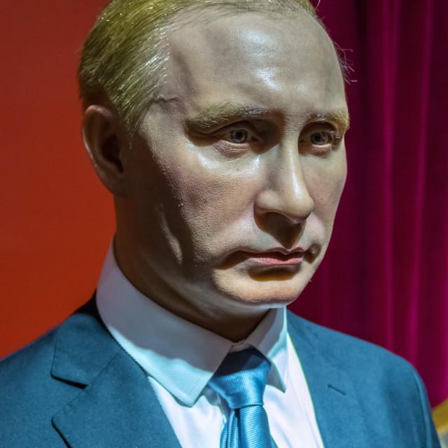 """Vladimir Putin"" stock image"