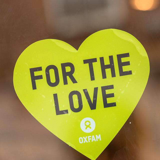 """oxfam"" stock image"