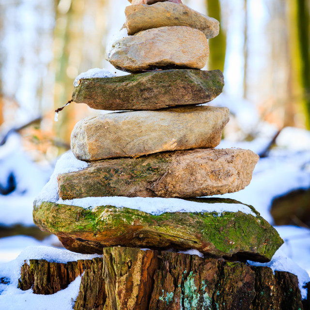 """cairn"" stock image"