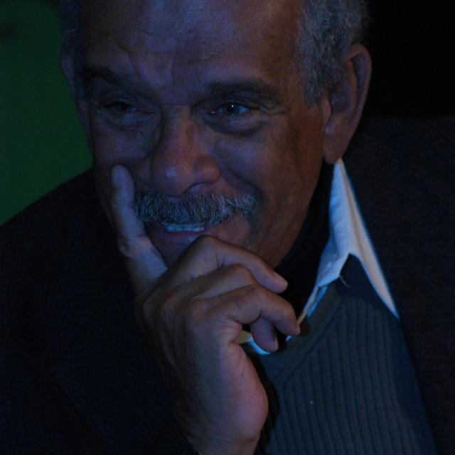 """""""Derek Walcott"""" stock image"""