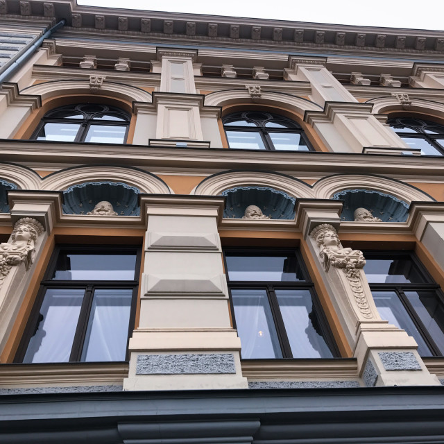 """""""Riga Architecture"""" stock image"""