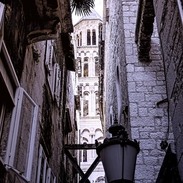 """Historic Split,Croatia"" stock image"