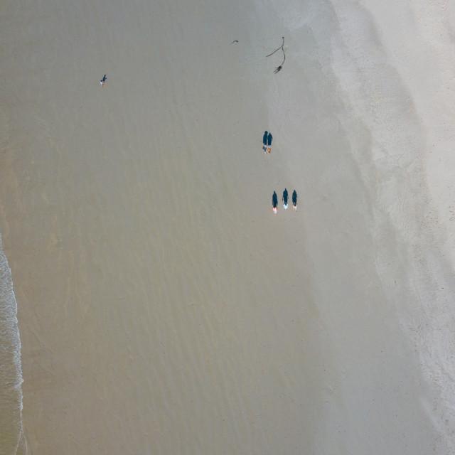 """Sea, Ocean, Beach"" stock image"