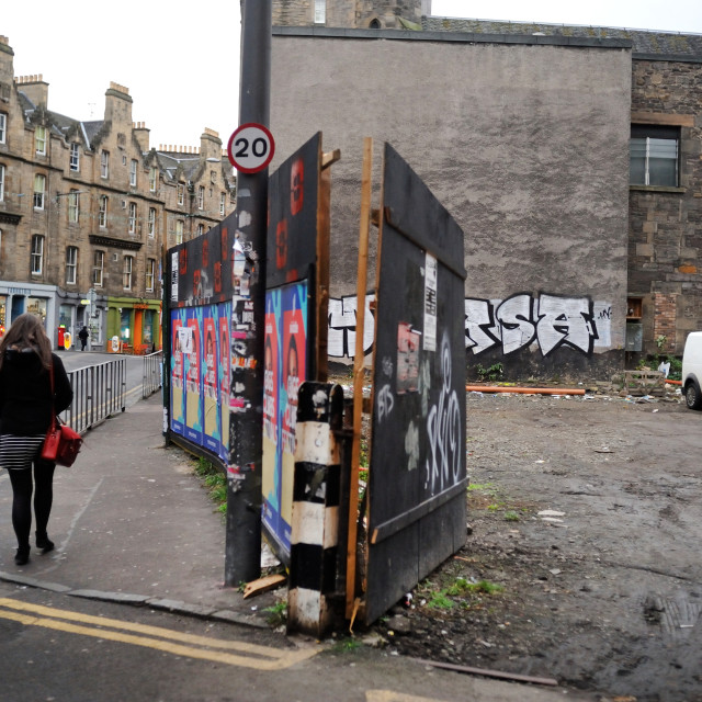 """Cowgate, Edinburgh"" stock image"