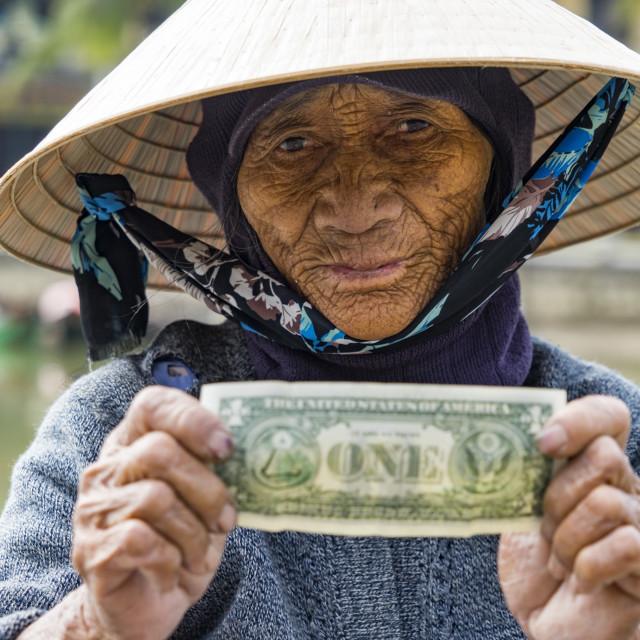 """Lucky money"" stock image"