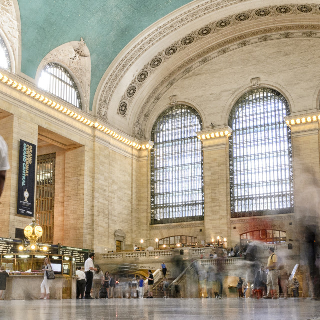 """Grand Central Station, NYC"" stock image"