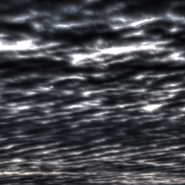 """grey Clouds wall"" stock image"