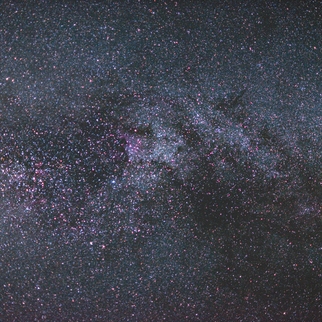 """""""Inside the Milky Way"""" stock image"""