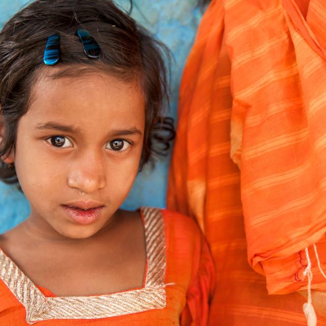 """""""Kids in Kolkata - India"""" stock image"""