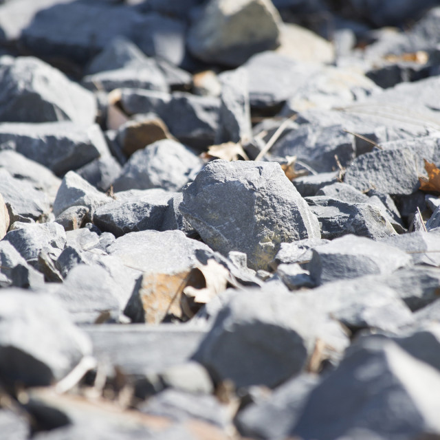 """Gravel"" stock image"