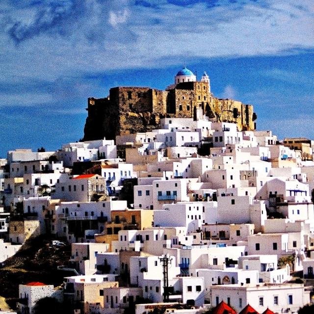"""Astypalea Island_1, Greece"" stock image"