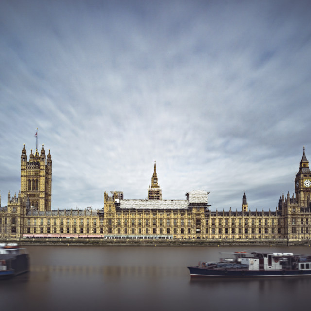"""Westminster, London"" stock image"