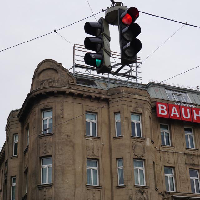 """""""Bauhaus"""" stock image"""