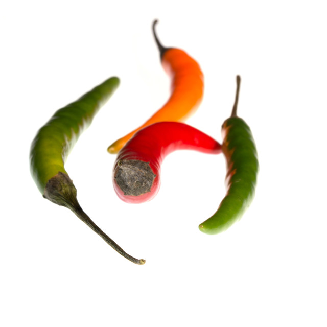 """Chilli Mix 1"" stock image"