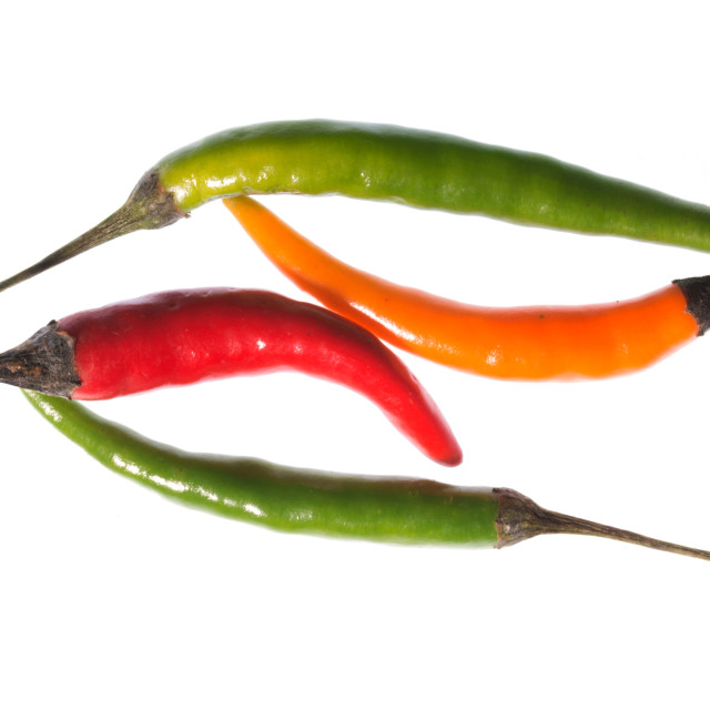 """Chilli Mix 2"" stock image"