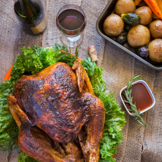 """""""Dinner"""" stock image"""