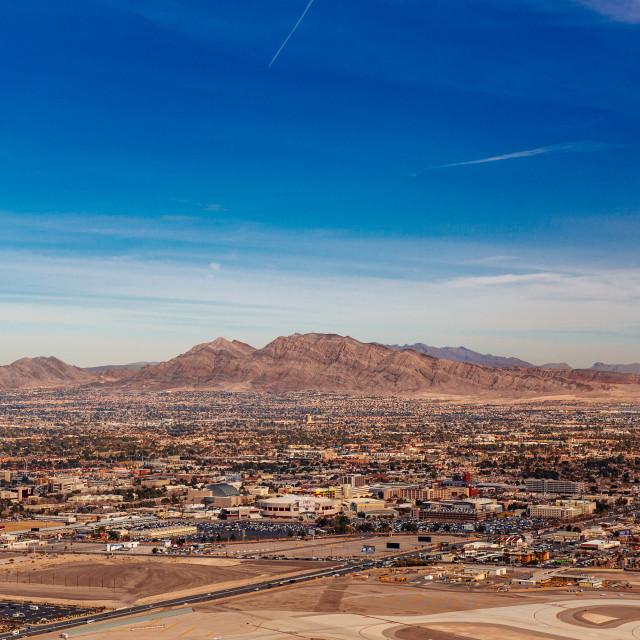 """""""Las Vegas"""" stock image"""
