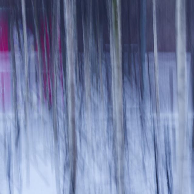 """Tate Blur I"" stock image"
