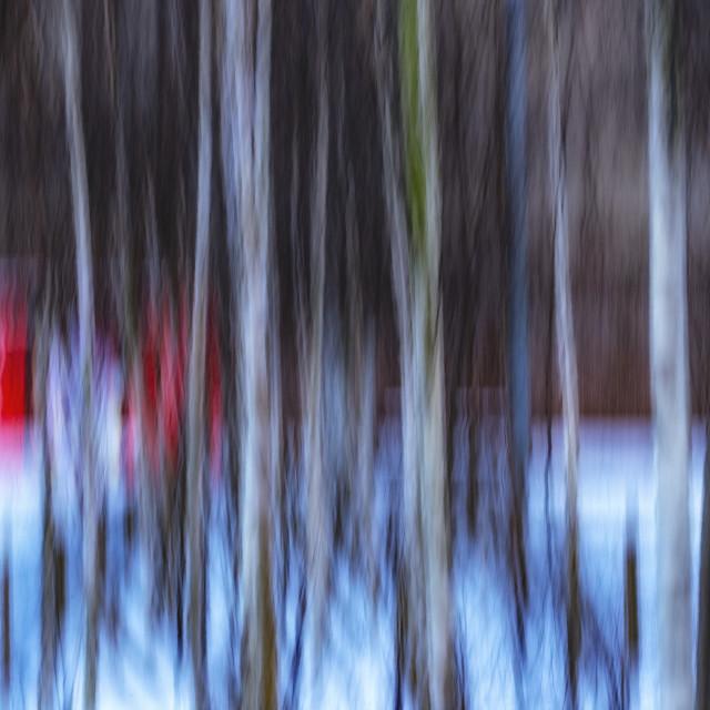 """""""Tate Blur II"""" stock image"""