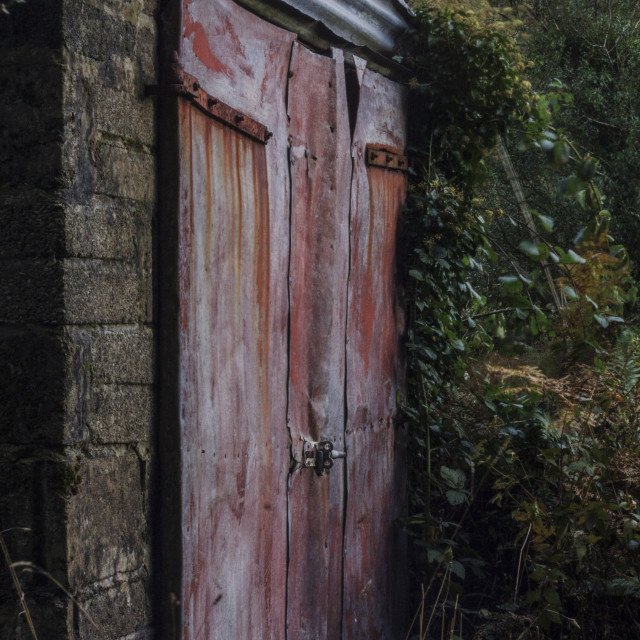"""""""The Shed"""" stock image"""