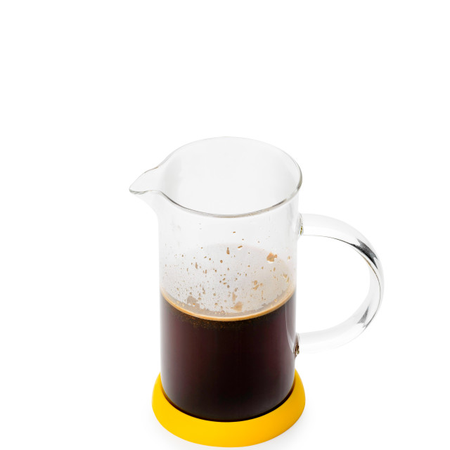 """""""French Press for Coffee"""" stock image"""
