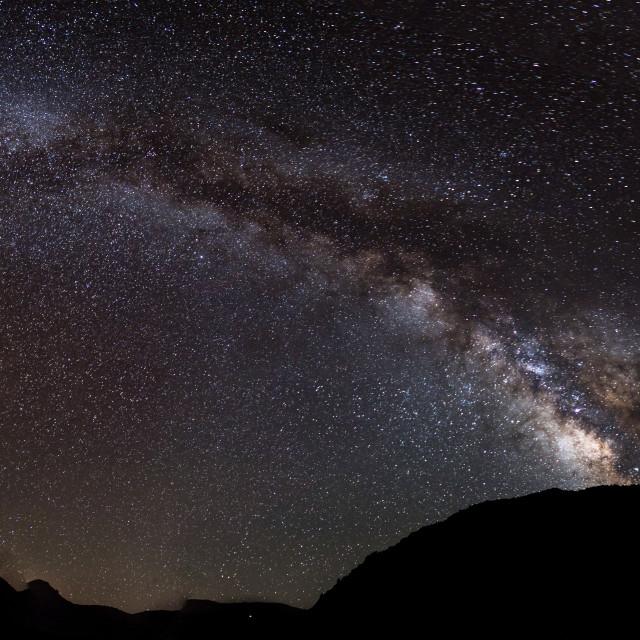 """""""Atlas Milky Way"""" stock image"""