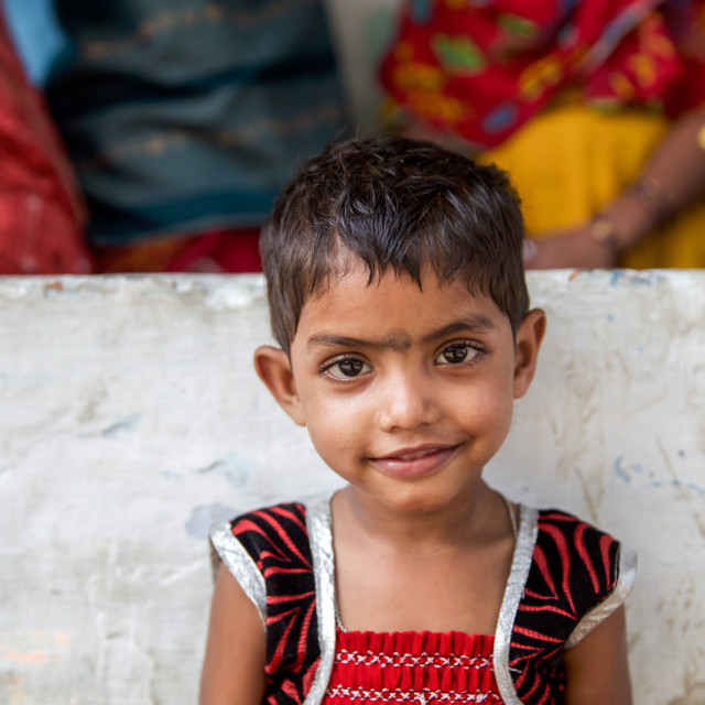 """NGO in Kolkata - India XX"" stock image"