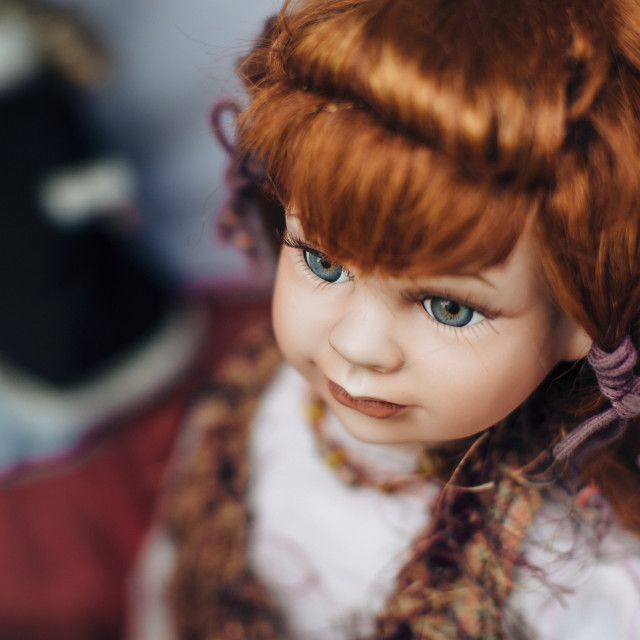 """""""Doll"""" stock image"""