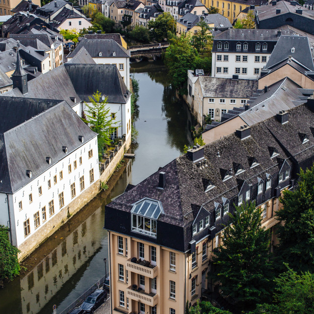 """""""Luxembourg"""" stock image"""