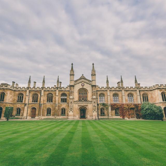 """""""Cambridge"""" stock image"""