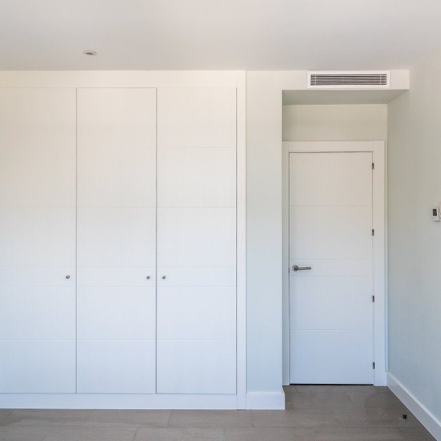 """Modern architecture house interior."" stock image"