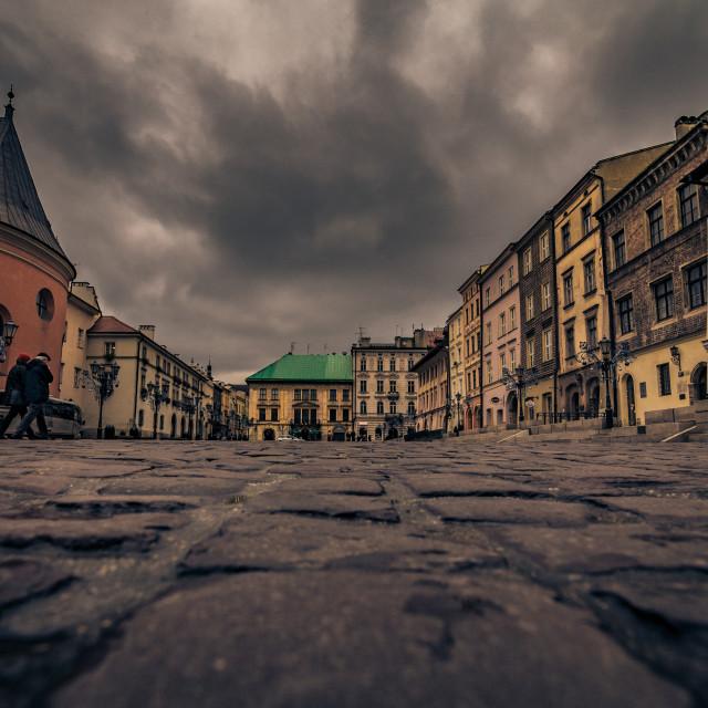 """Krakow"" stock image"