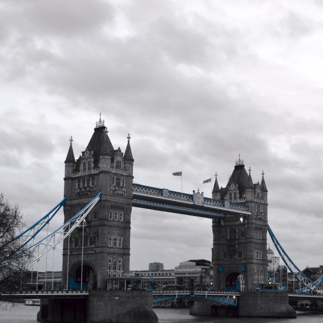 """Tower Bridge"" stock image"