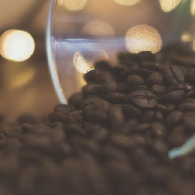 """Coffee."" stock image"
