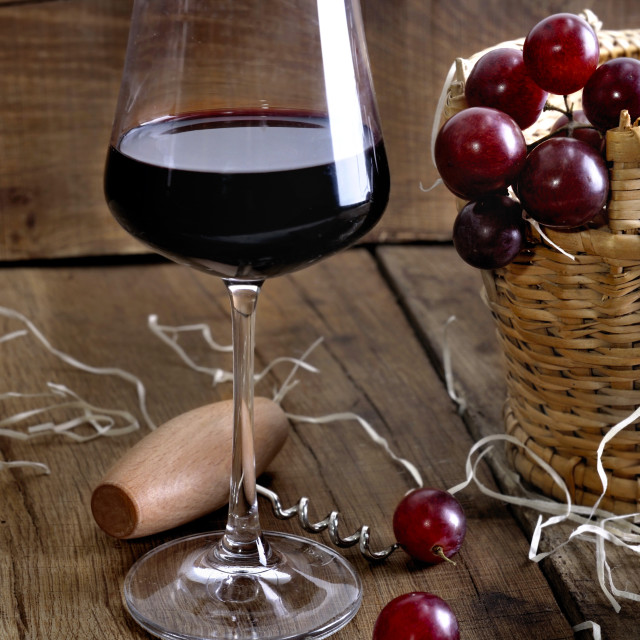 """""""wineglass for tasting"""" stock image"""