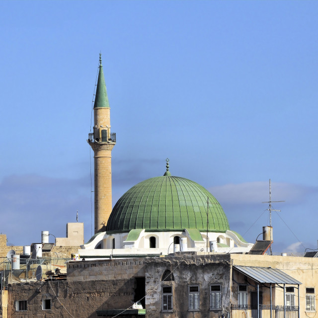 """""""Acre mosque"""" stock image"""